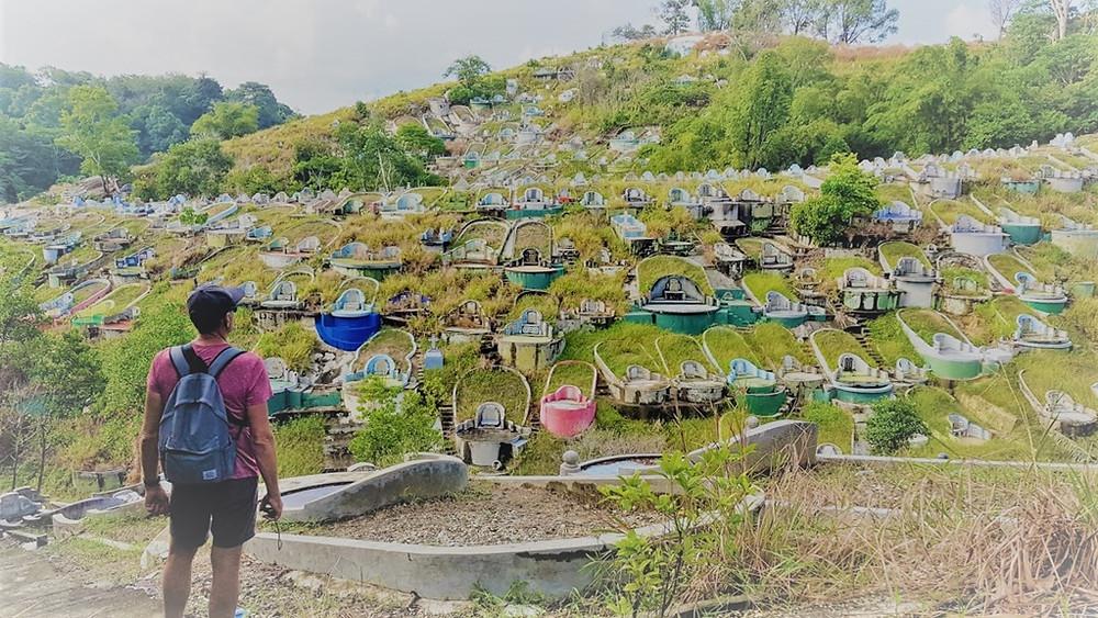 Sandakan Jalan Chinese Cemetery