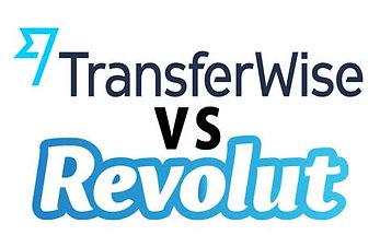 REVOLUT vs TRANSFERWISE BORDERLESS