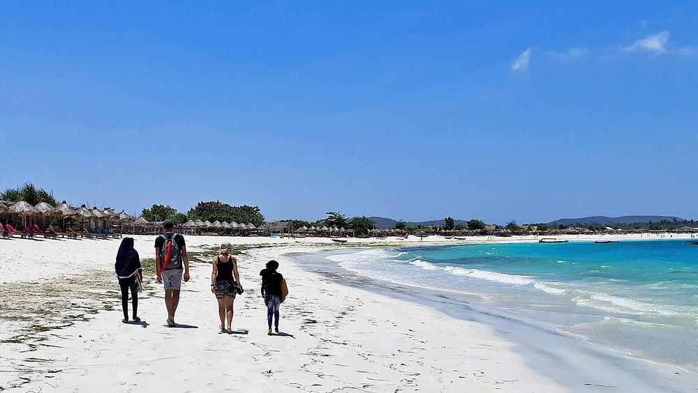 Tanjung Aan Beach, Lombok