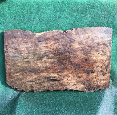 Walnut Wood Turning Craft