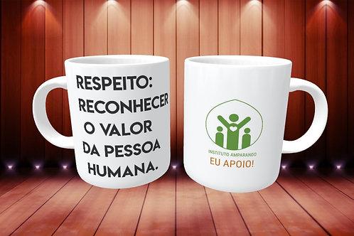 Caneca Respeito
