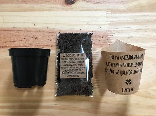 Lembrancinha Kit para plantar