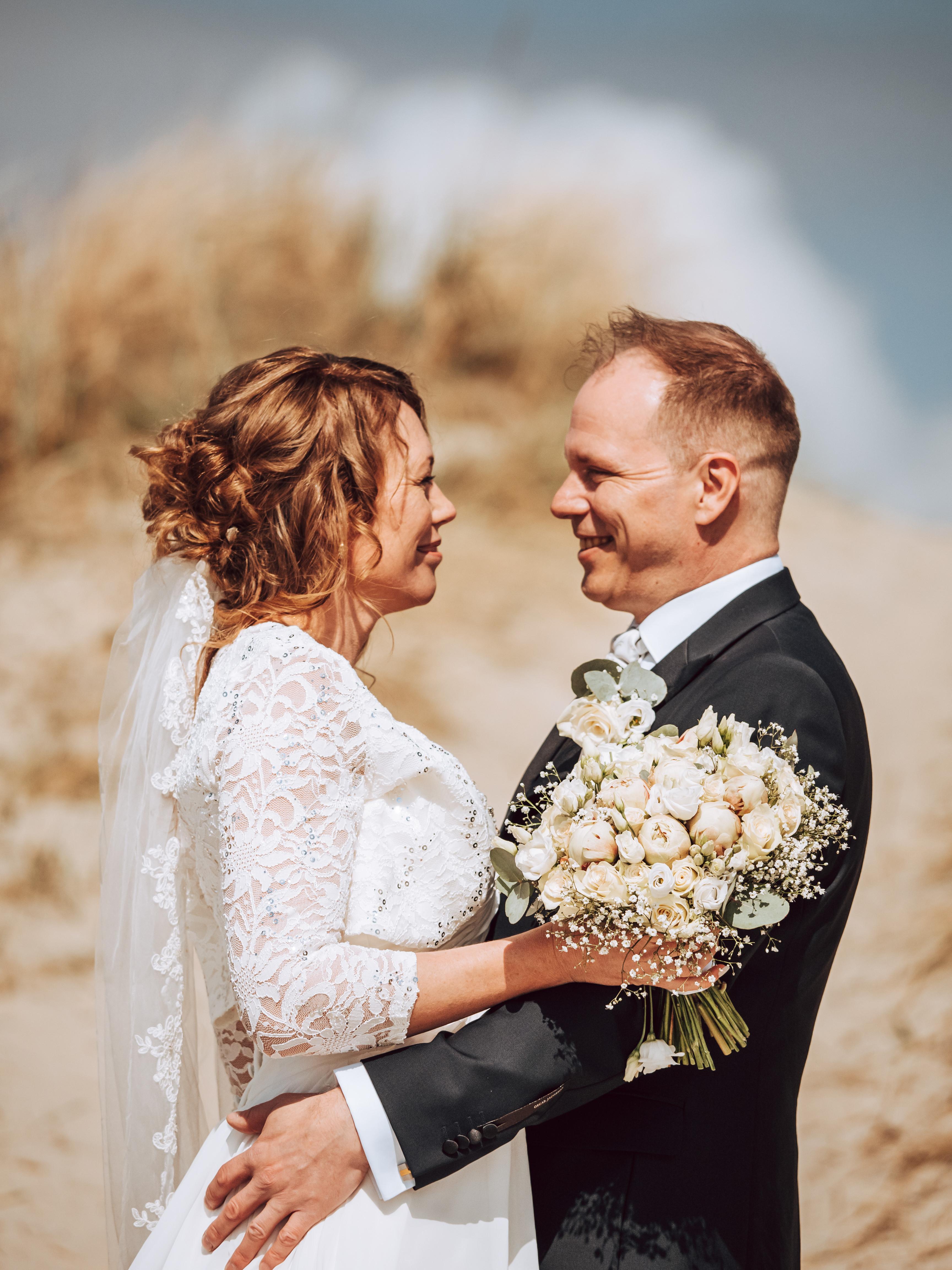 Bryllupsportretter