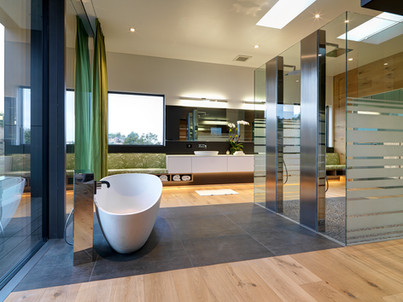 Master Bathroom by Leicht