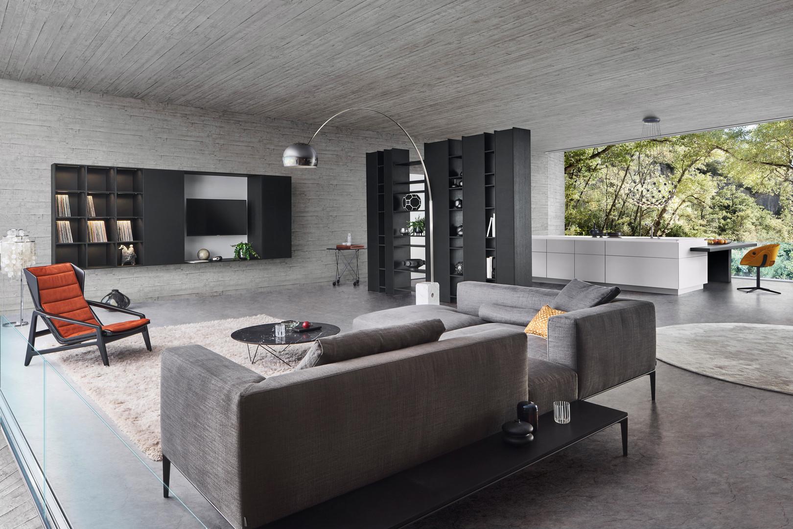 Leicht Topos Living room 2