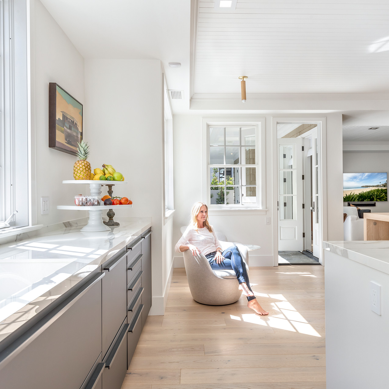 Cape Cod style home - Bondi and Synthia