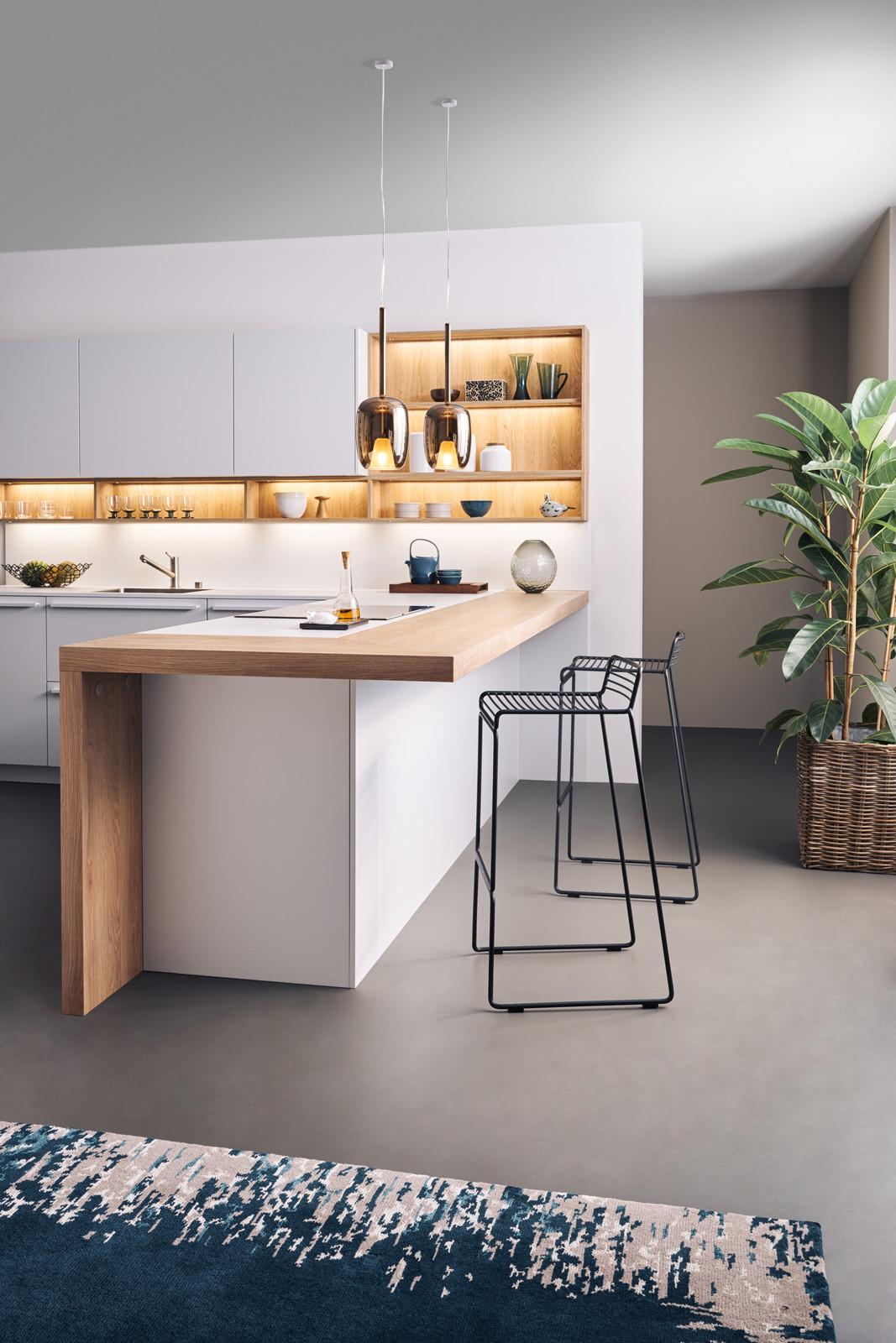 Leicht Kitchen: Leading Orange County, Modern European Kitchen