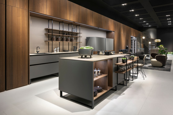 TERMA | SOLID , LIVING KITCHEN 2019