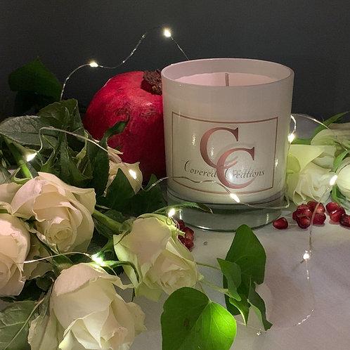 Garnet Medium Candle