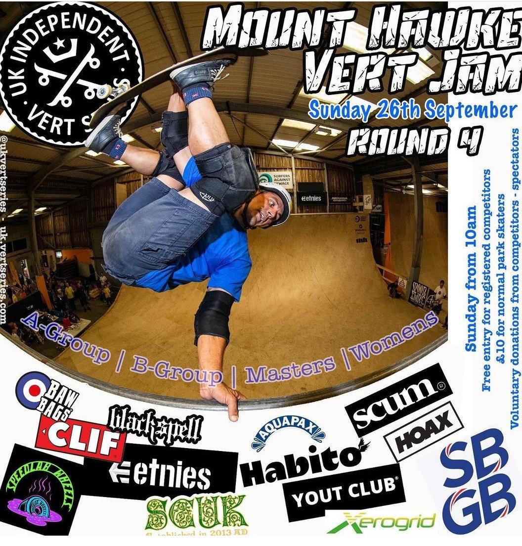 Mt Hawke Vert Jam 2021 - Skate Only Day
