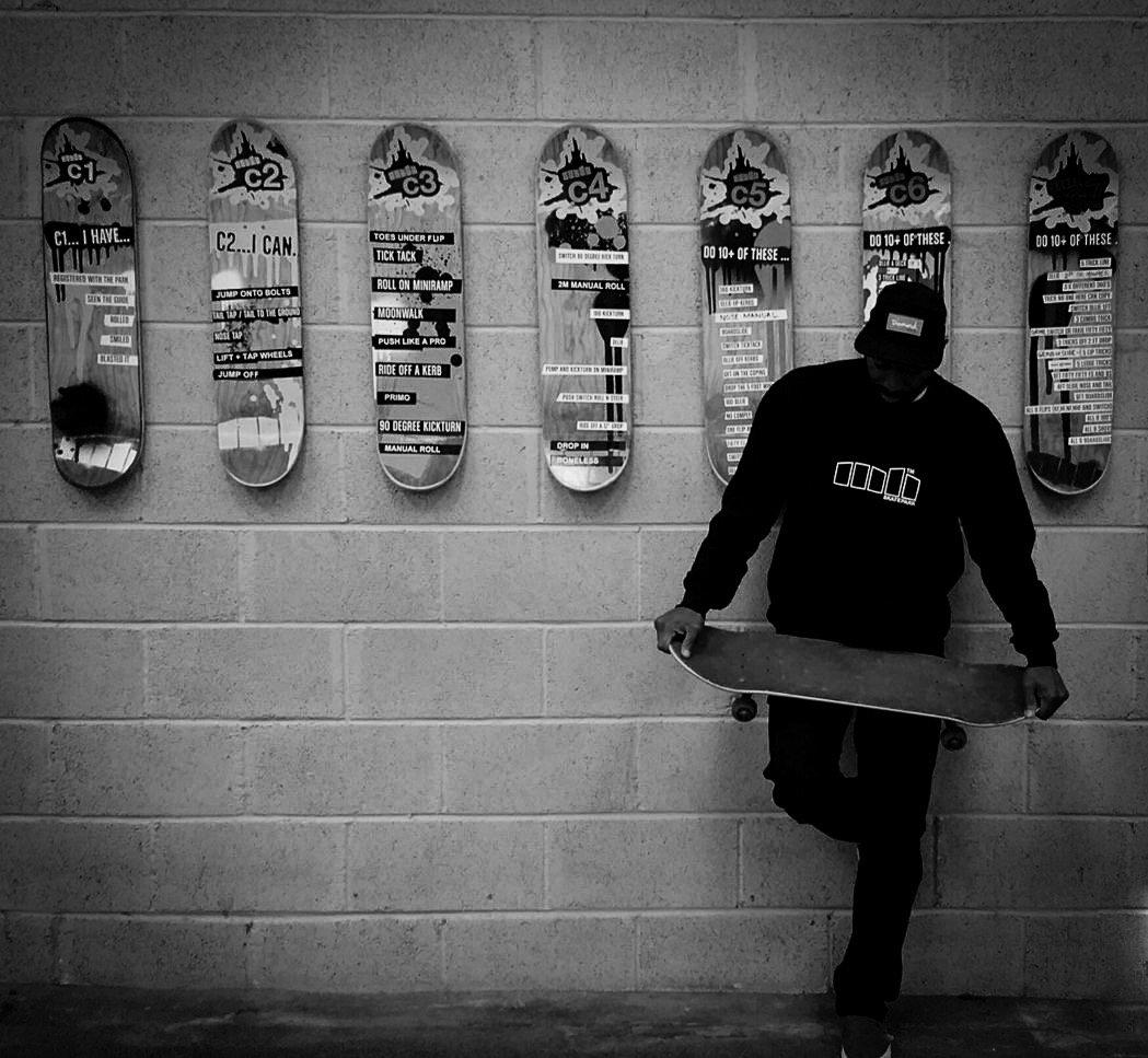 Private Skateboard Coaching
