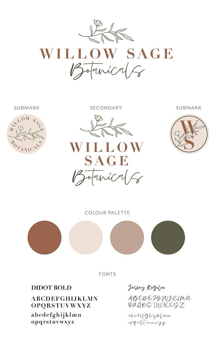 Willow Sage Botanicals Logo Branding.jpg