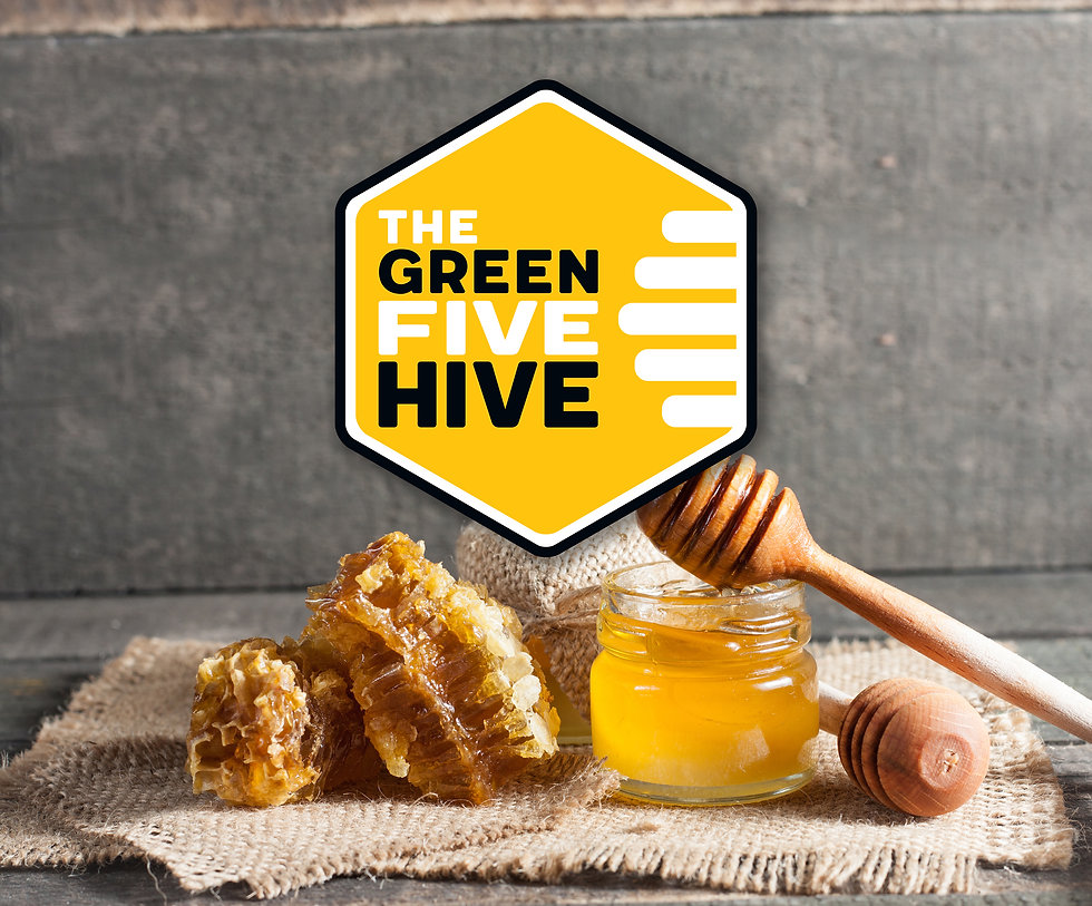 The Green Five Hive Logo with image.jpg