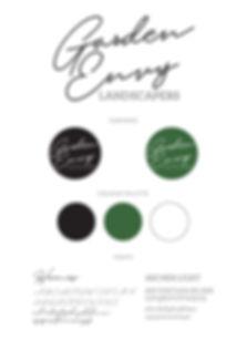 Garden Envy Landscapers Logo branding.jp