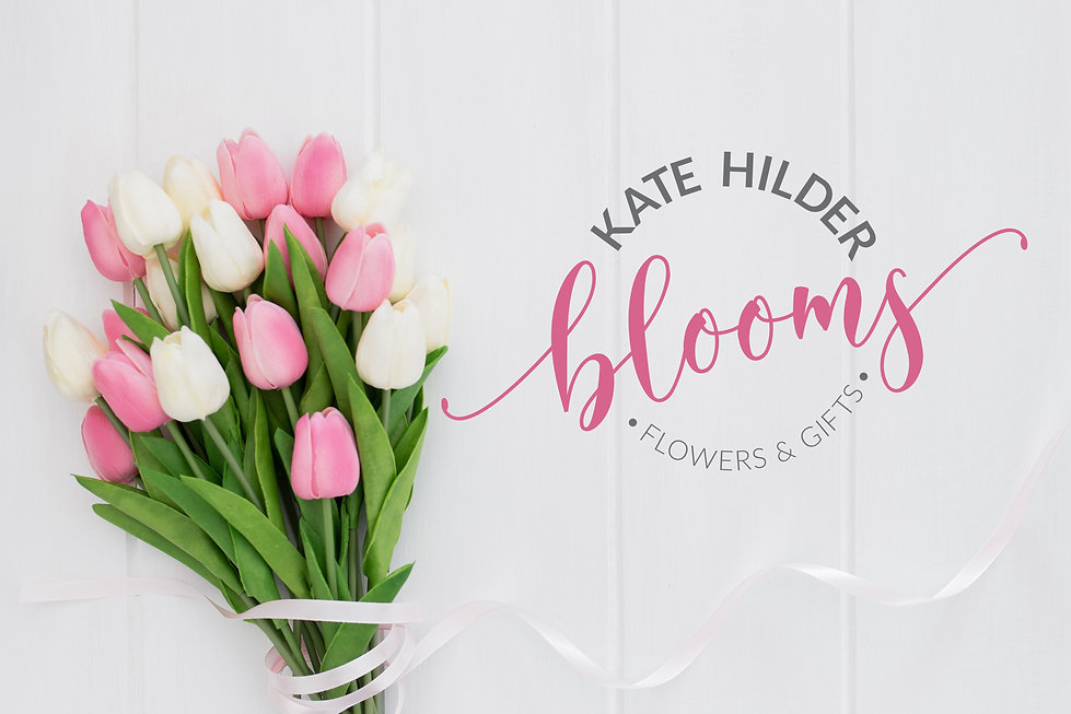 Kate Hilder Blooms Logo with Tulips.jpg