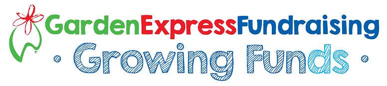 Garden Express Fundraising GF Logo