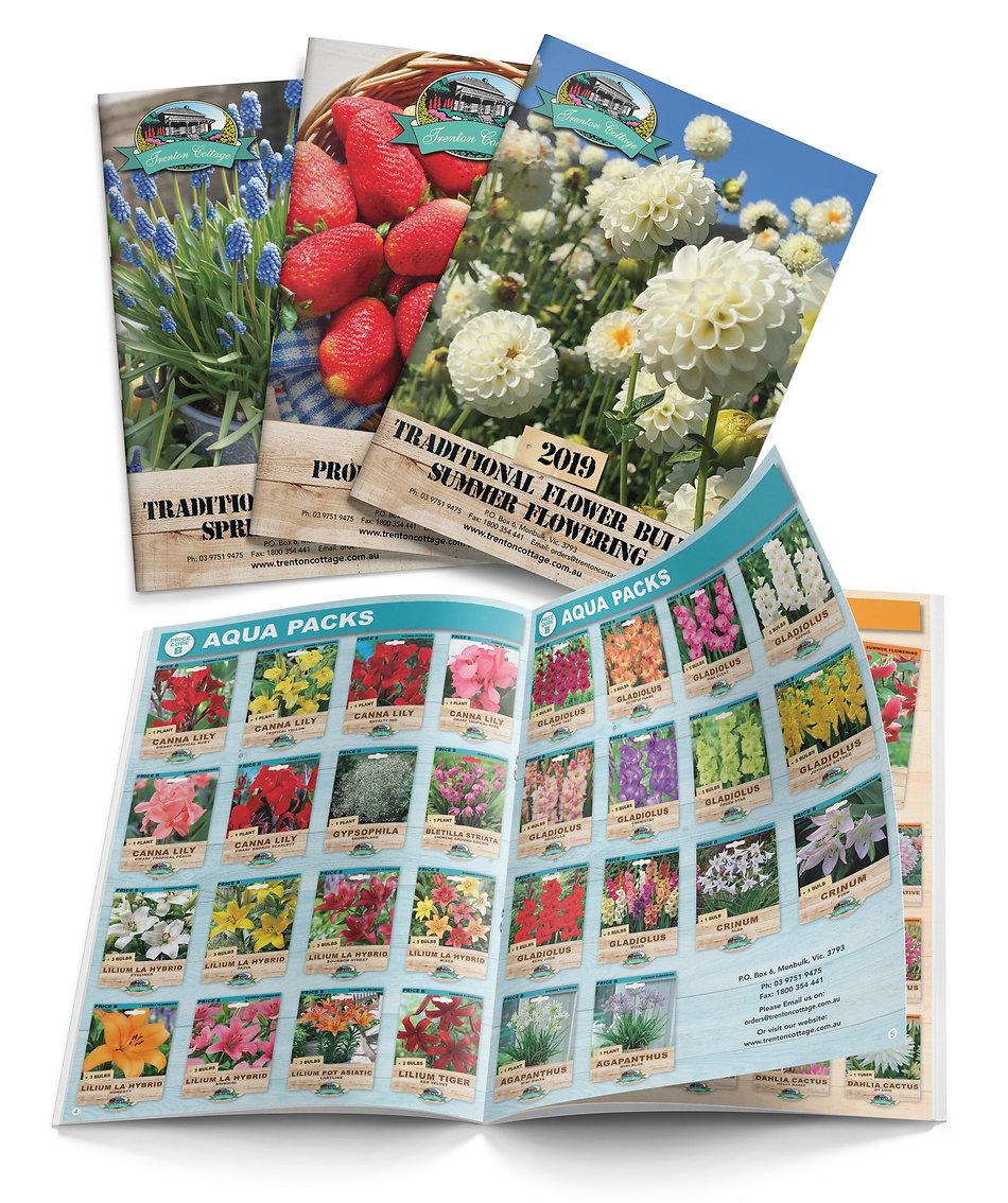 Trenton Cottage A4 Catalogues