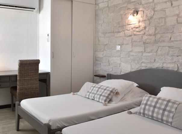 Studio Bedroom and Workspace