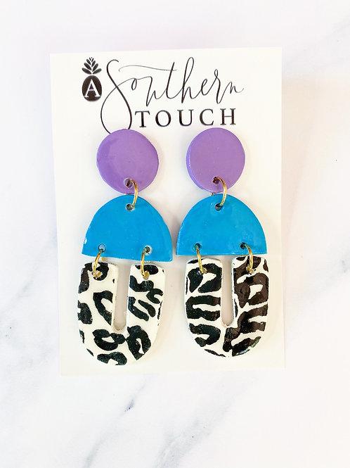 Summer Clay Earrings