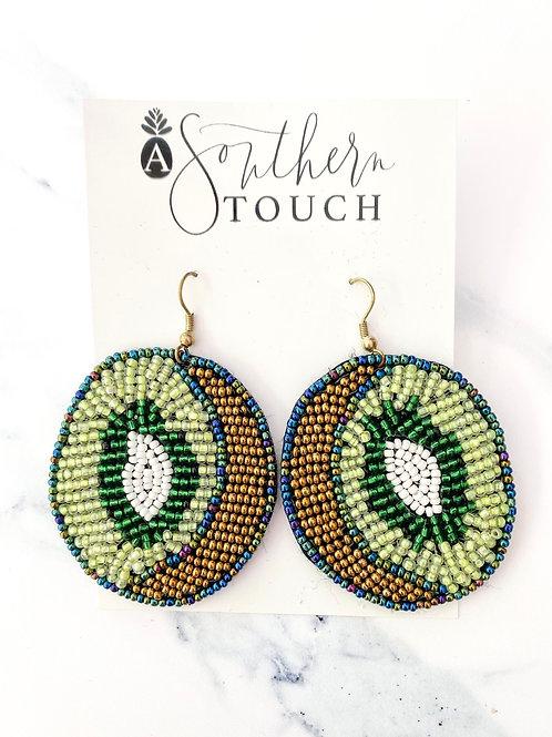 Kiwi Earrings