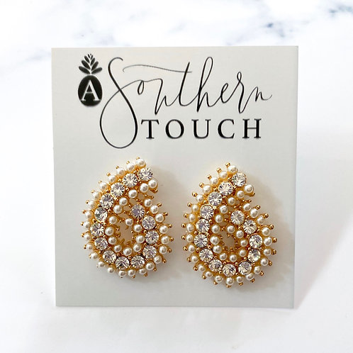 The Jacque Stud Earrings