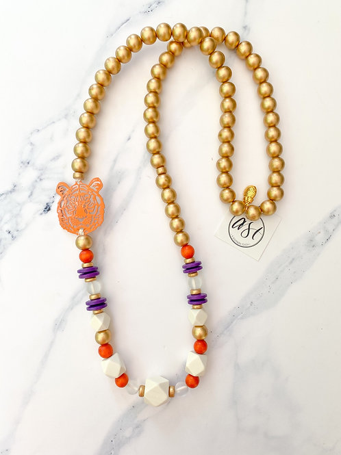 The Polly Tiger Necklace
