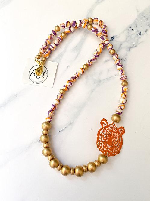 The Zara Tiger Necklace