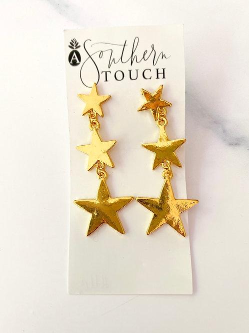 Triple Star Dangles