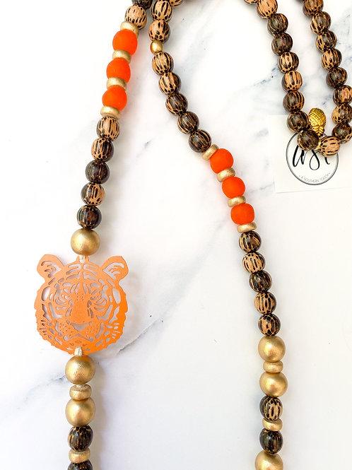 The Sabrina Tiger Necklace