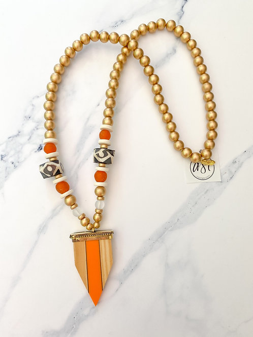 The Olivia Arrowhead Necklace