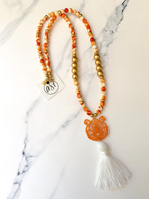 The Tammy Tiger Necklace