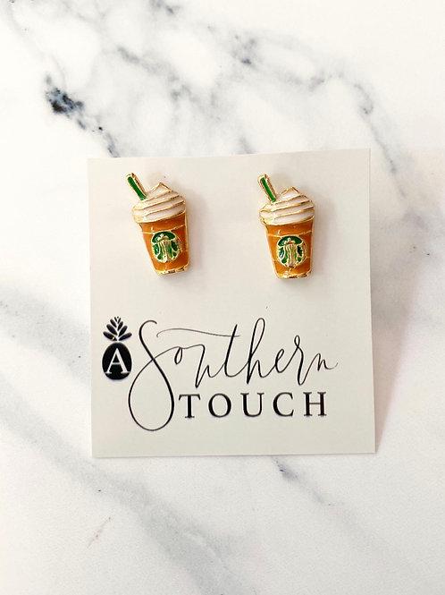 Coffee Studs