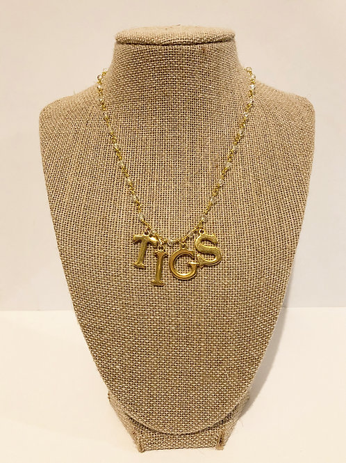 TIGS on Crystal Chain