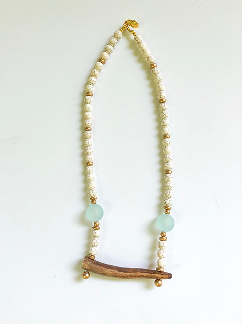 The Kathy Antler Necklace