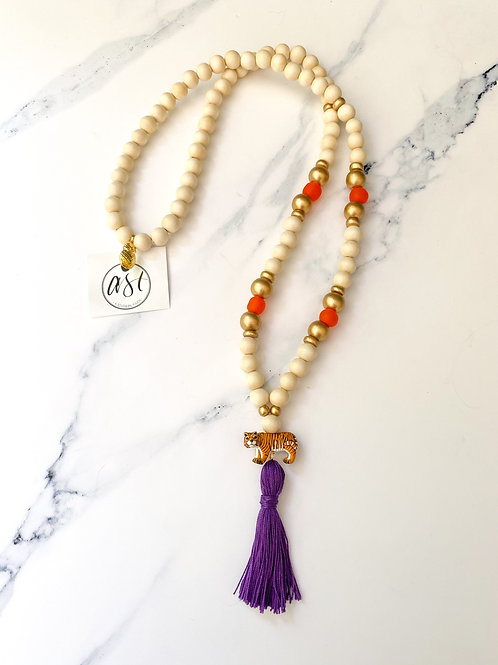 The Alliah Tiger Necklace