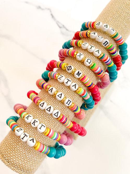 Greek Bracelets - All Greeks Available