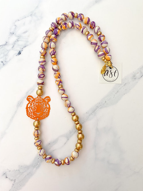 The Michelle Tiger Necklace