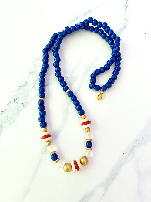 Festive Necklace - Layering Necklace