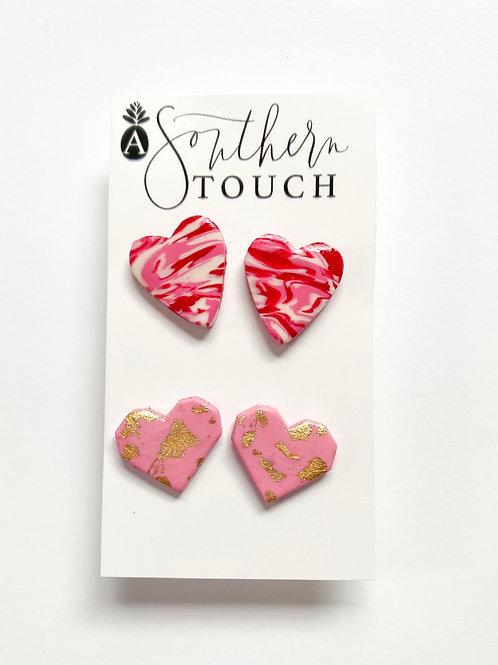 Valentines Studs 21