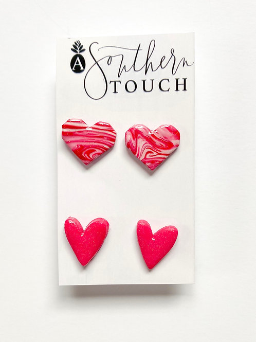 Valentines Studs 20
