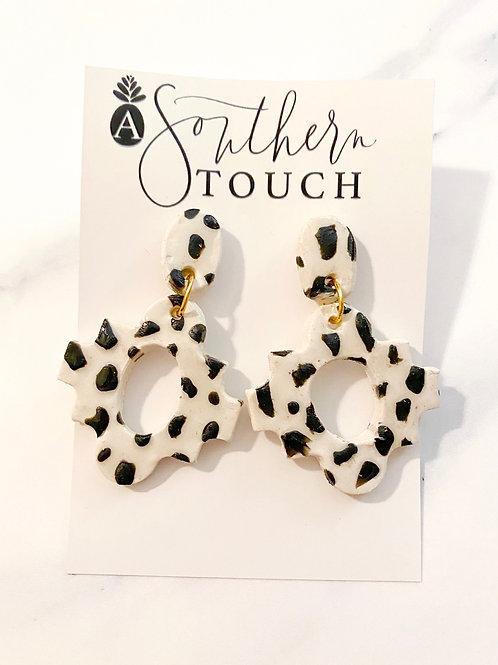 Dalmatian print Shelia