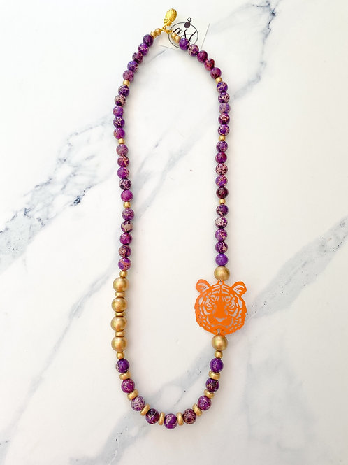 The Nikki Tiger Necklace