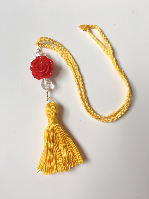 Beauty in the Beast Necklace