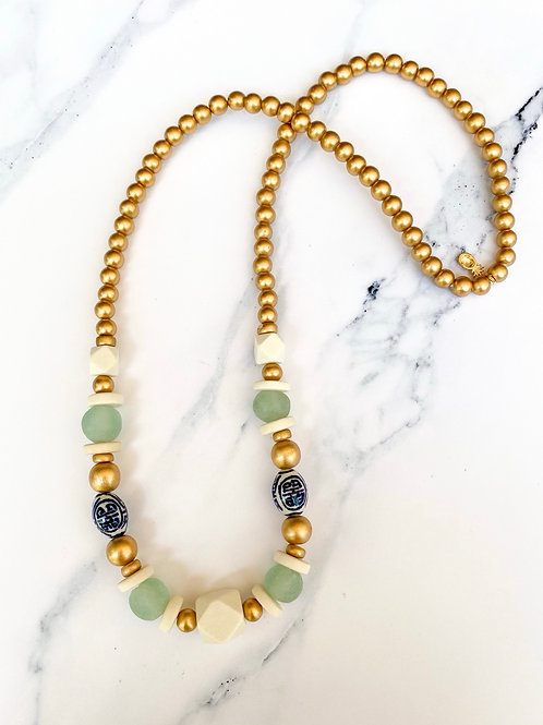 The Christina Layering Necklace