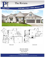 Riviera 1467 WV Phase 32 Plan Page Color