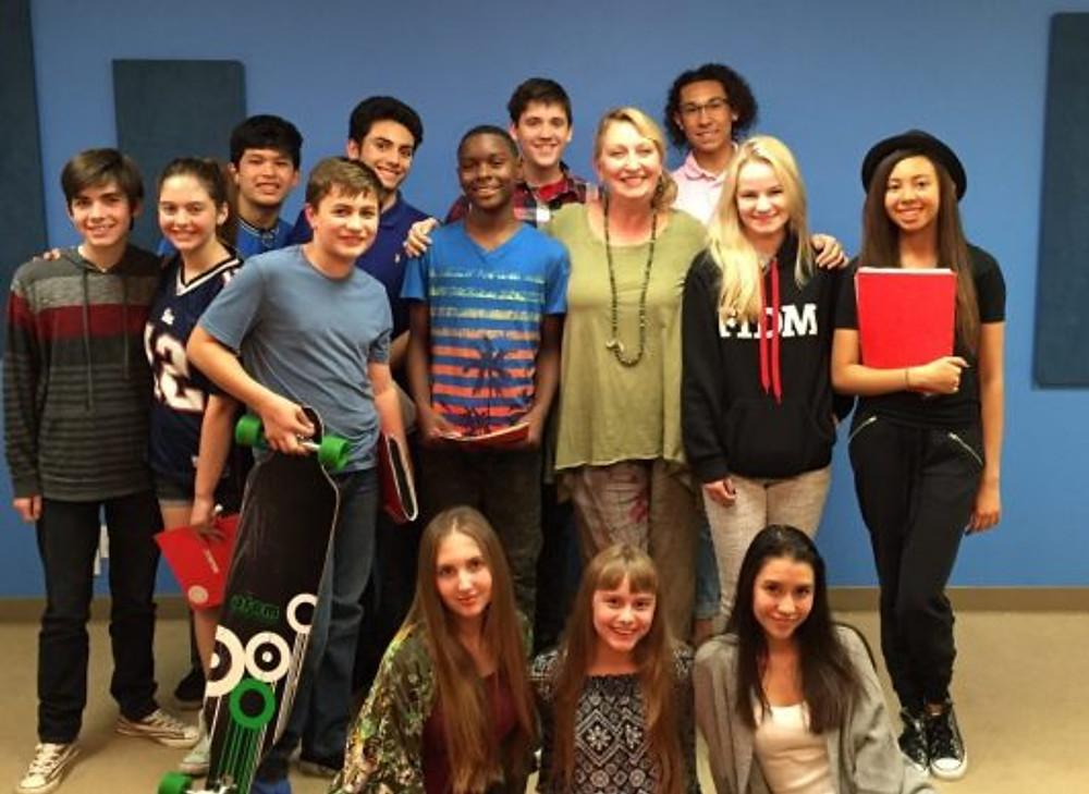 best acting class teenage teen actors los angeles la