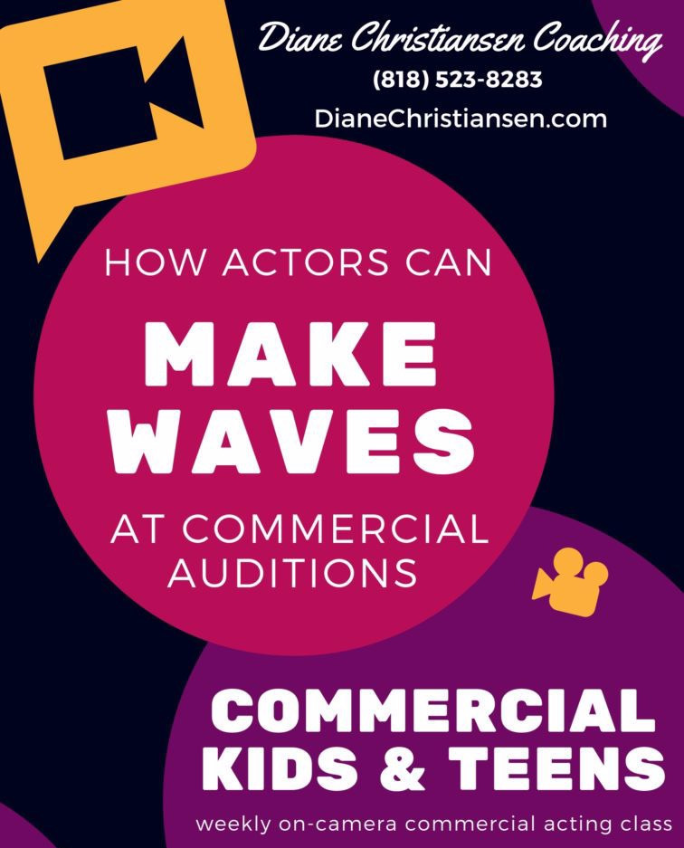 Make Waves in the commercial industry. Class beginning August 17