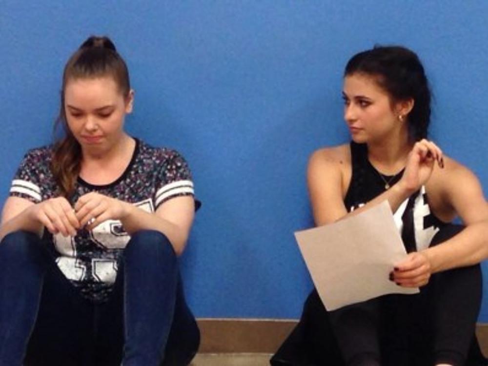 Miranda may, Alana, Screen Teens Class