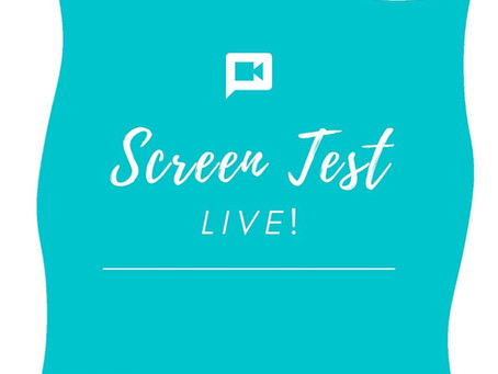 Screen Test Live - Tips