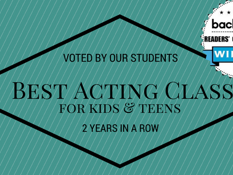 Acting Classes for Kids in Los Angeles